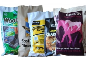 Plastic Sack Manufacturers London
